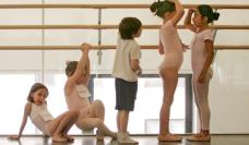 Young Dancers Audition For School Of American Ballet